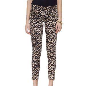 95% new juicy couture leopard pants!